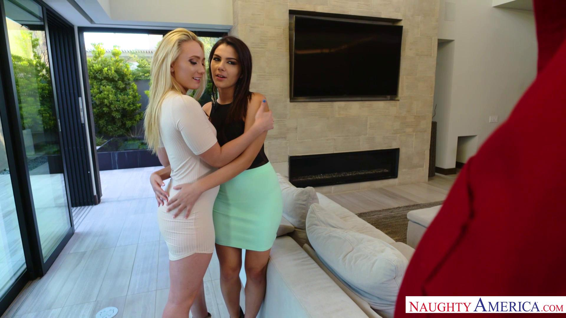 2ChicksSameTime – AJ Applegate And Valentina Nappi