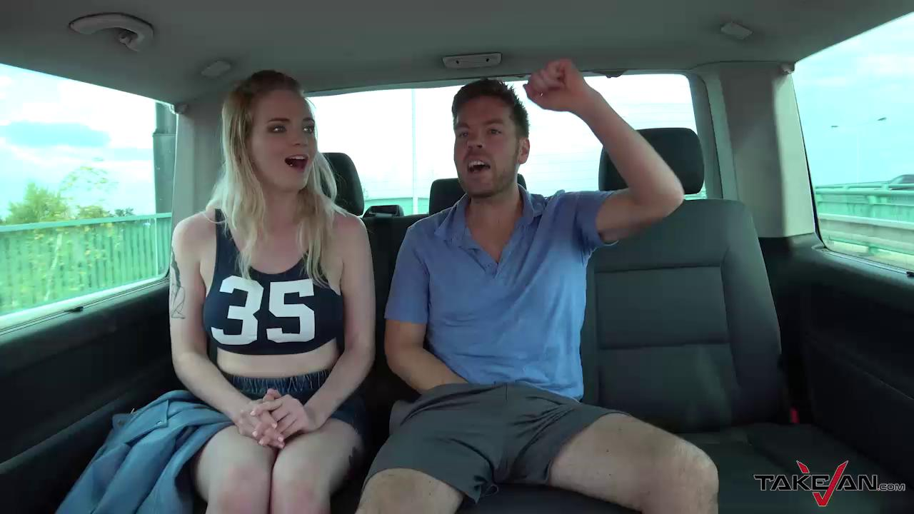 TakeVan – Carly Squirting Tour Guide