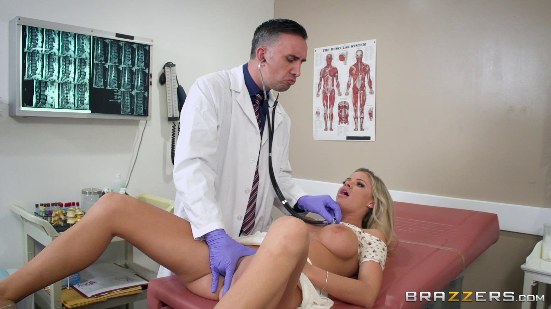 DoctorAdventures – Jessa Rhodes A Dose Of Cock For Co-Ed Blues