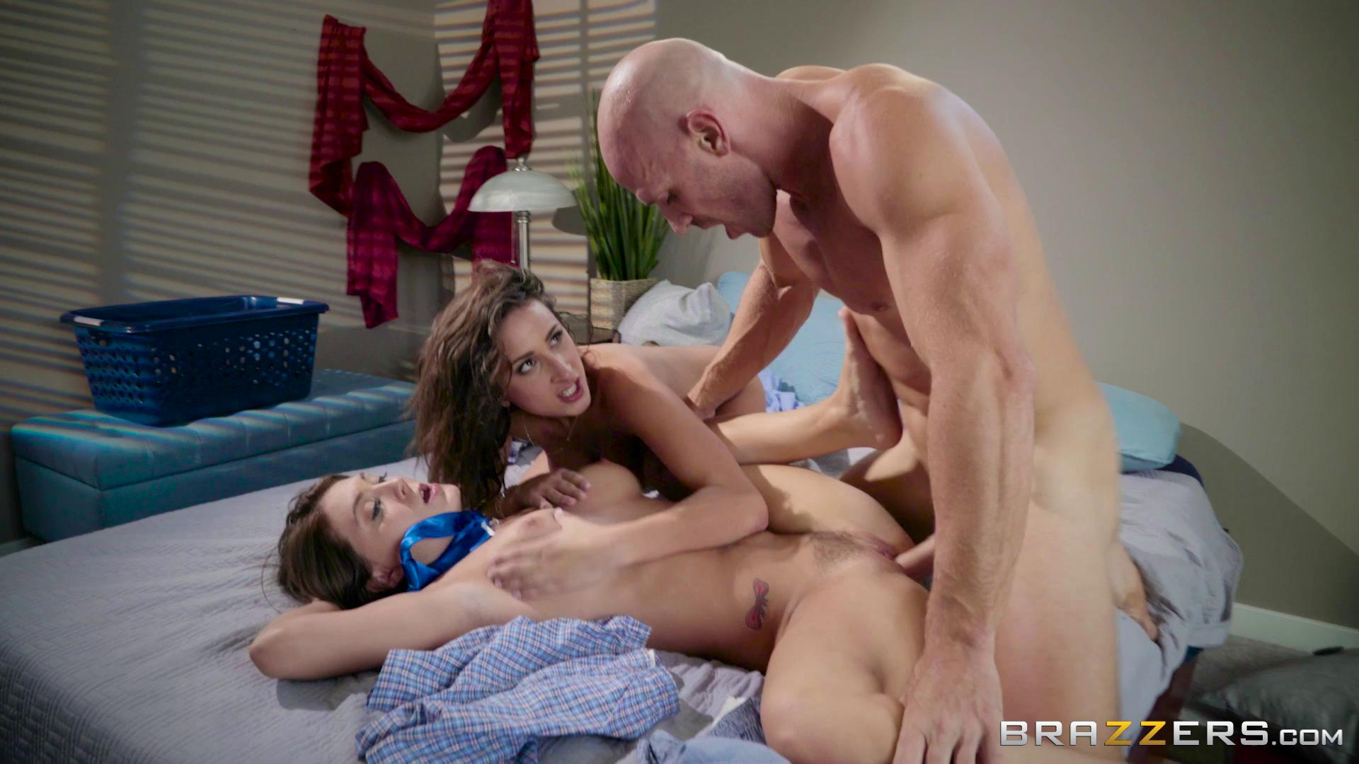 TeensLikeItBig – Ashley Adams And Jojo Kiss Terrible Darlings