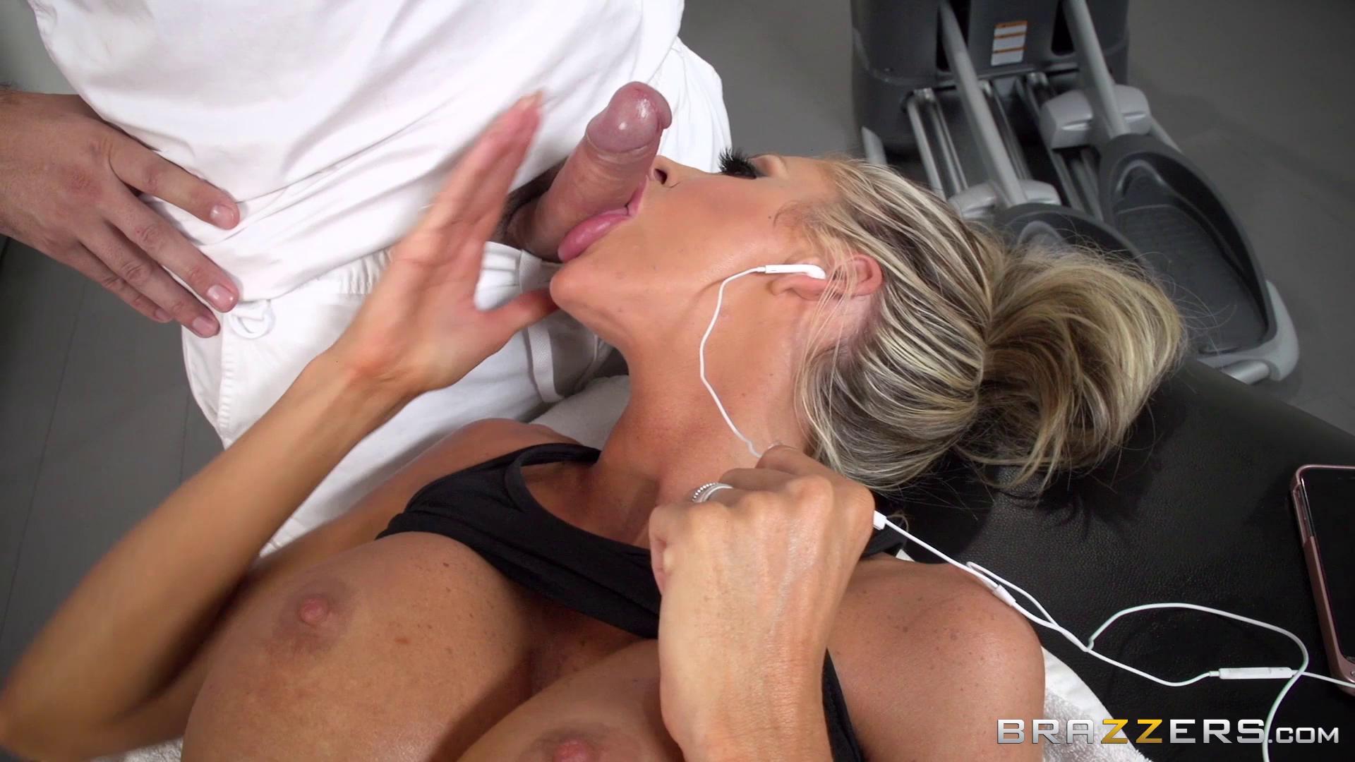 DirtyMasseur – Courtney Taylor Stress Buster