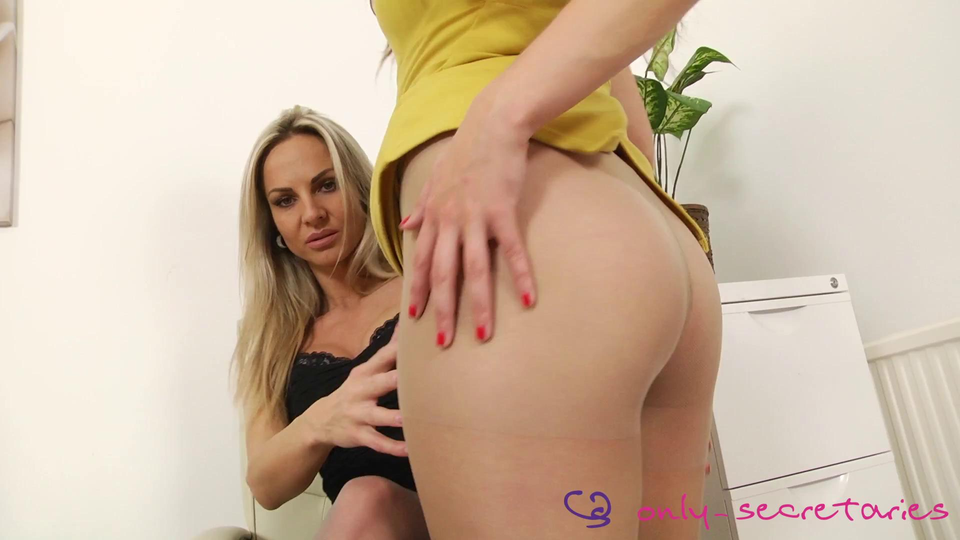 Only-Secretaries – Kamila A And Tammy