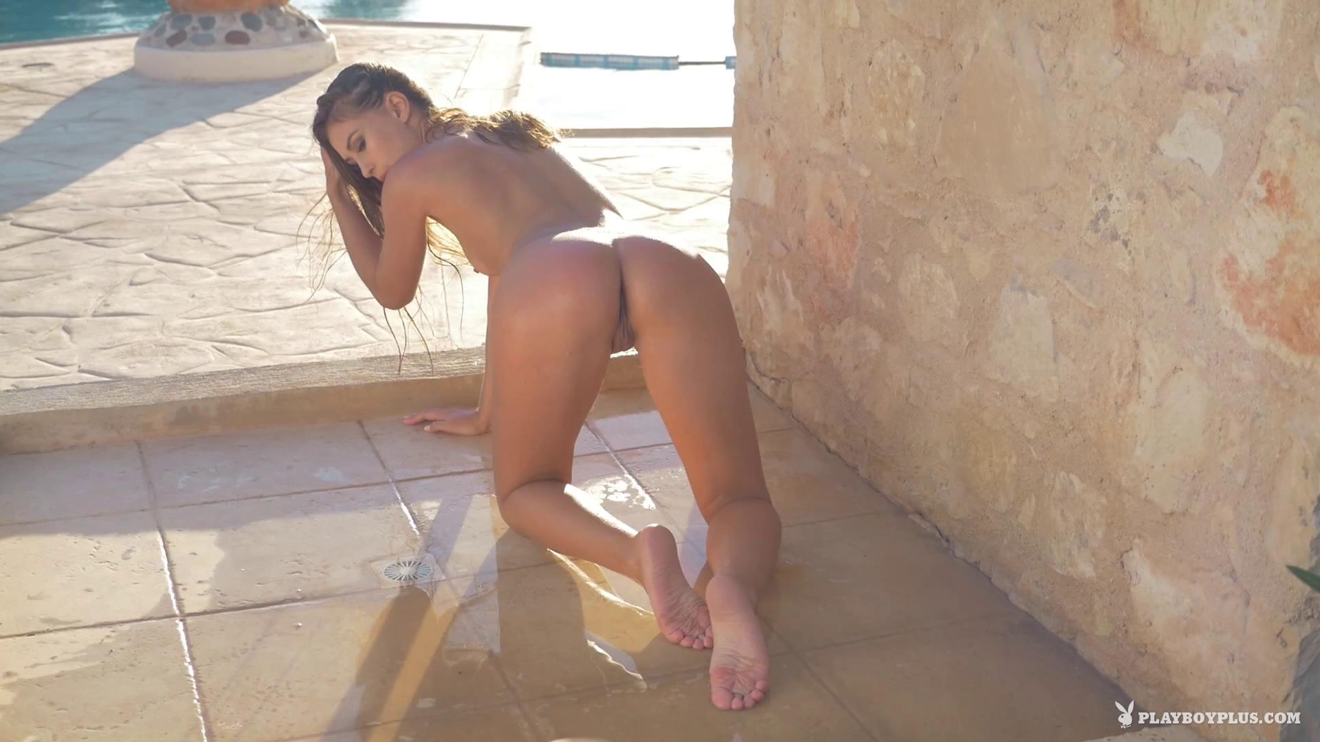 PlayboyPlus – Demi Fray Sun Shower