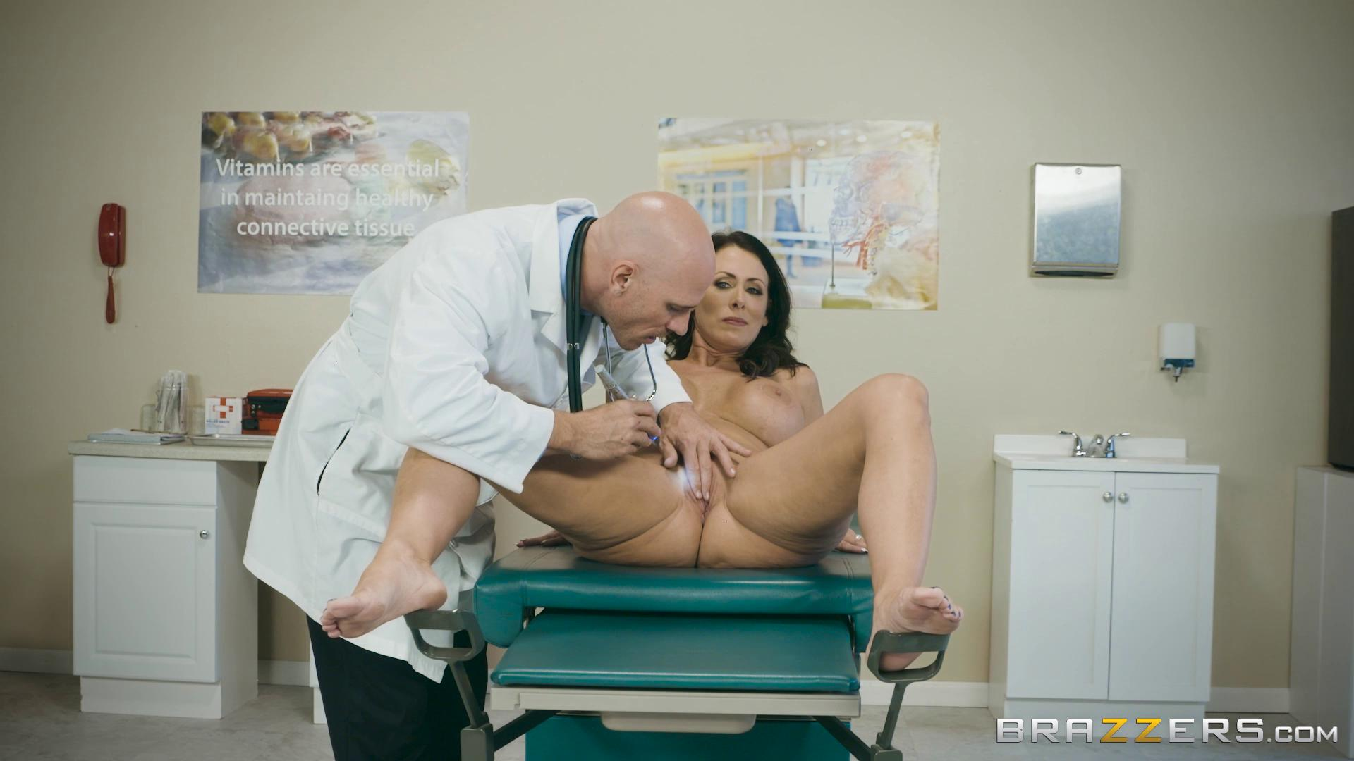 DoctorAdventures – Reagan Foxx My Husband Is Right Outside
