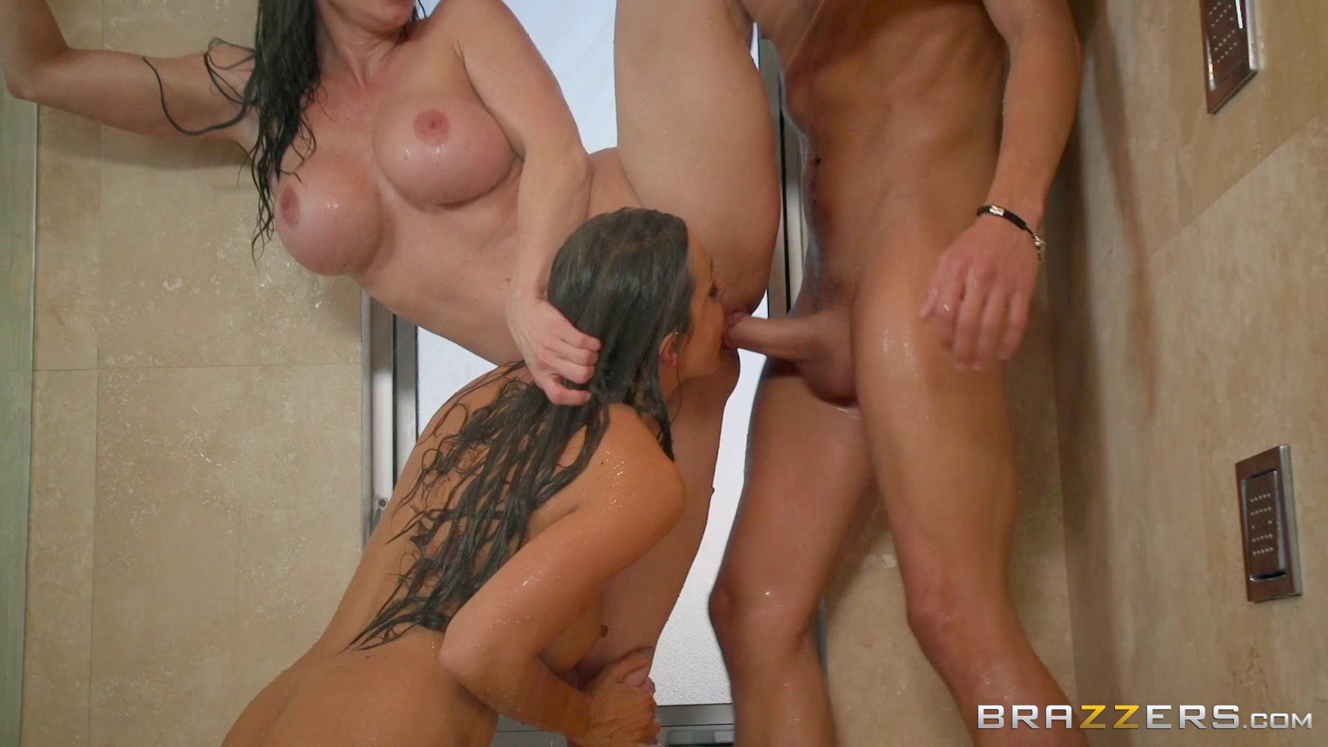 BrazzersExxtra – Kendra Lust And Abigail Mac Personal Trainers Session 2
