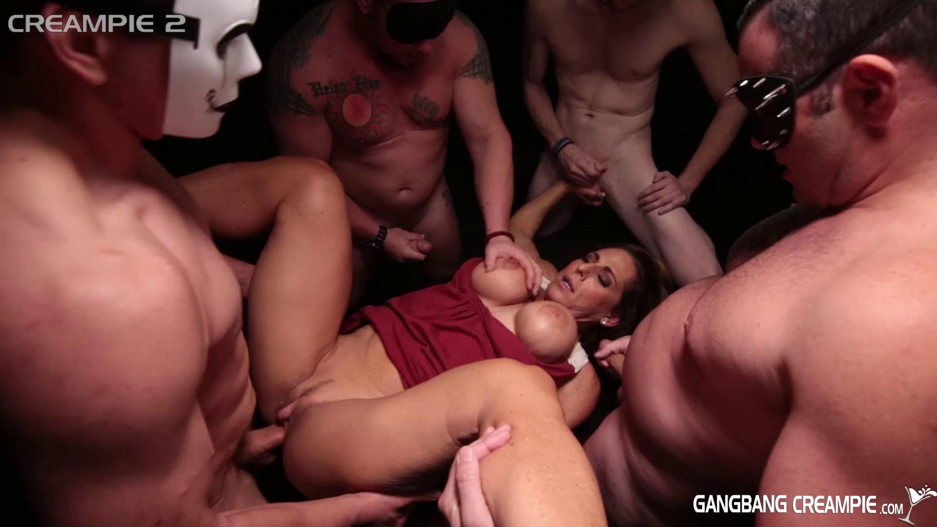 GangbangCreampie – G89 Briana