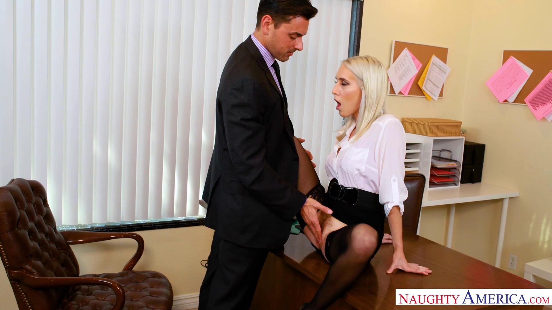 NaughtyOffice -Cadence Lux
