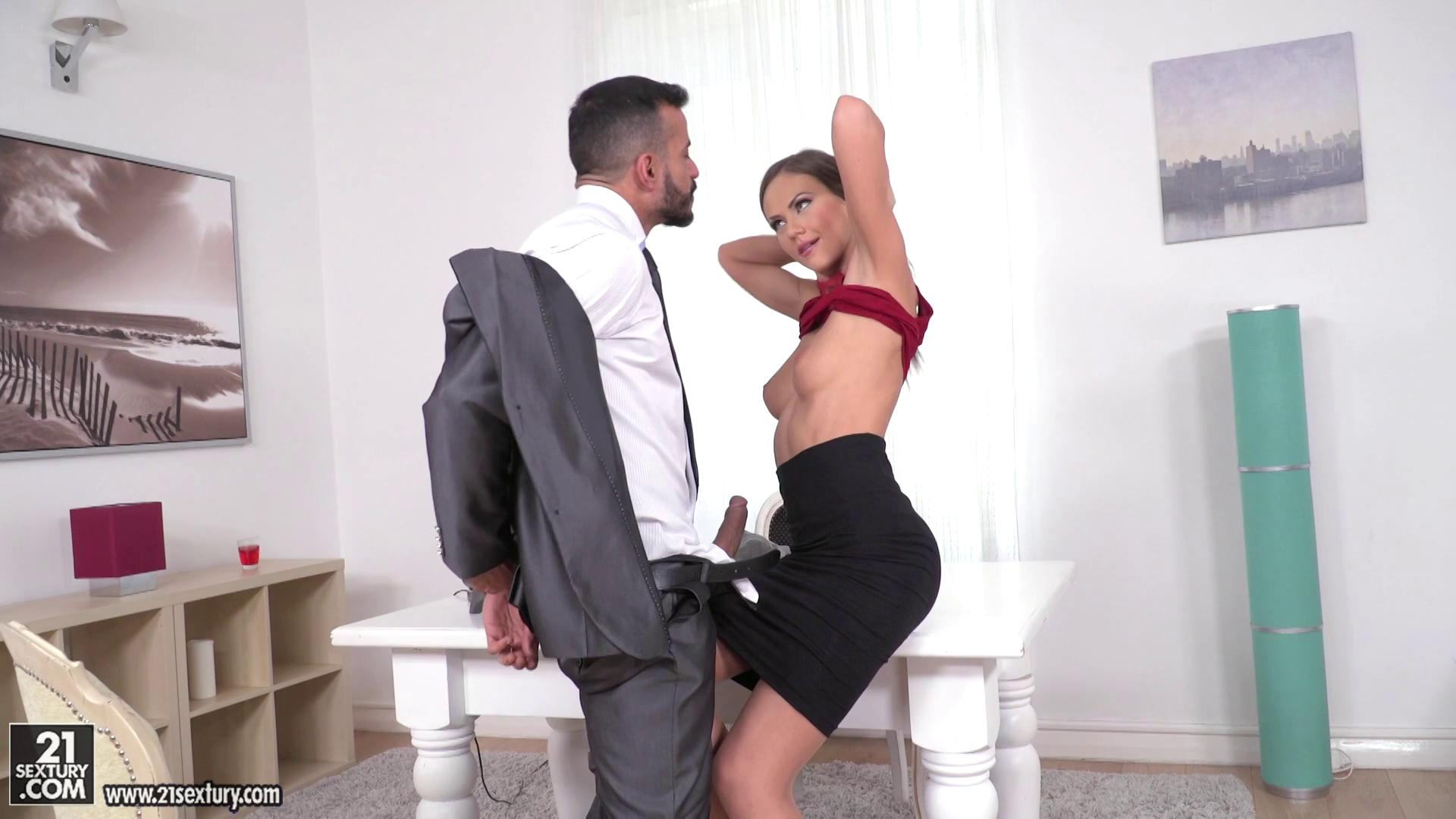 PixAndVideo – Tina Kay Horny Executive