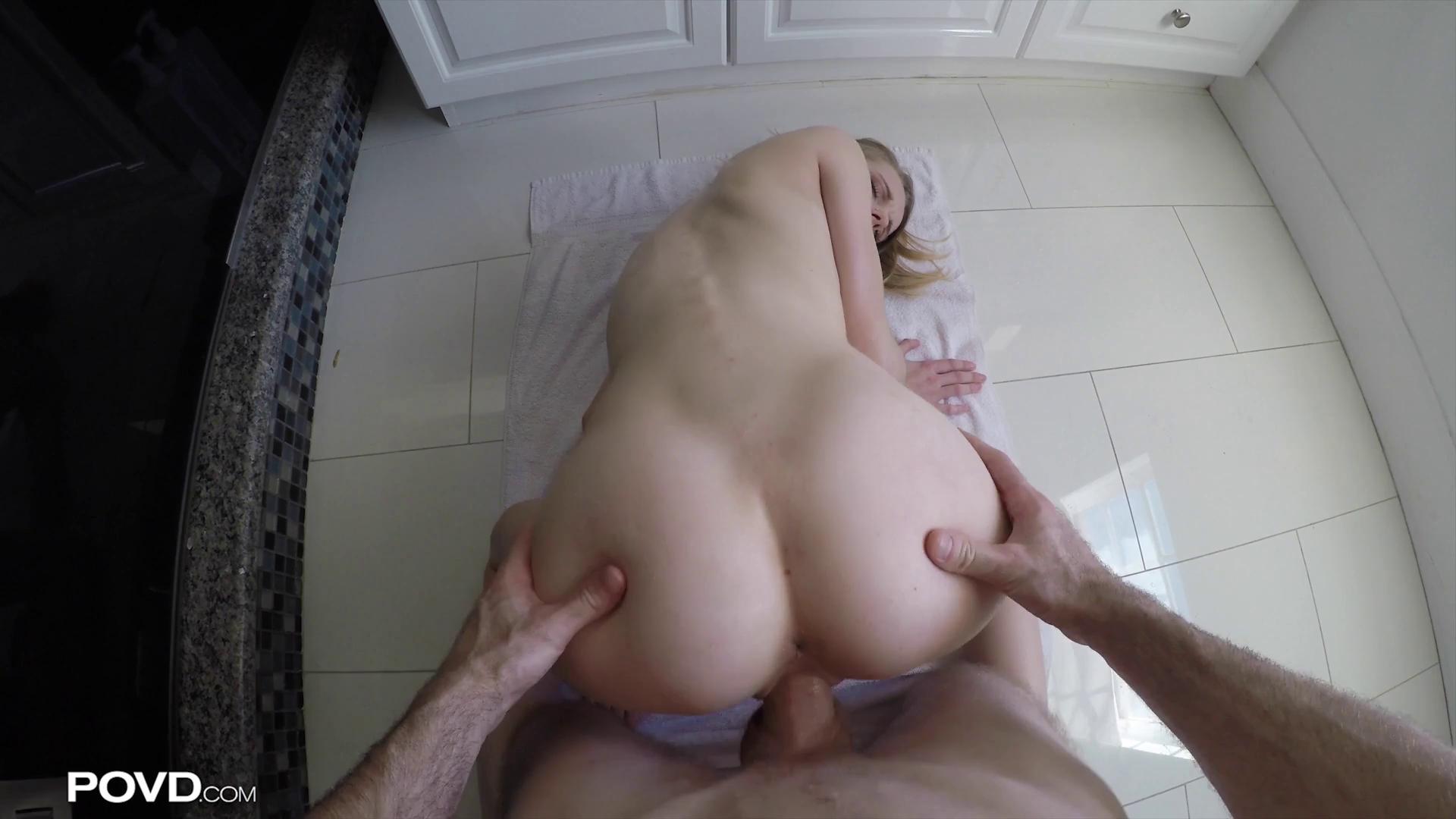 POVD – Catarina Petrov Shower Sex