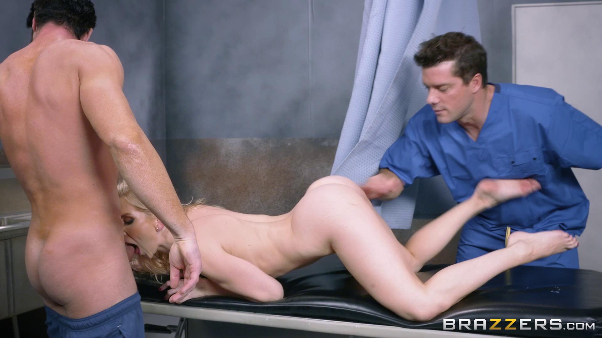 DoctorAdventures – Ashley Fires Shes Crazy For Cock Part 2