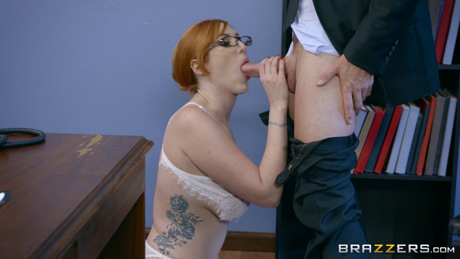 BigTitsAtWork – Lauren Phillips The New Girl Part