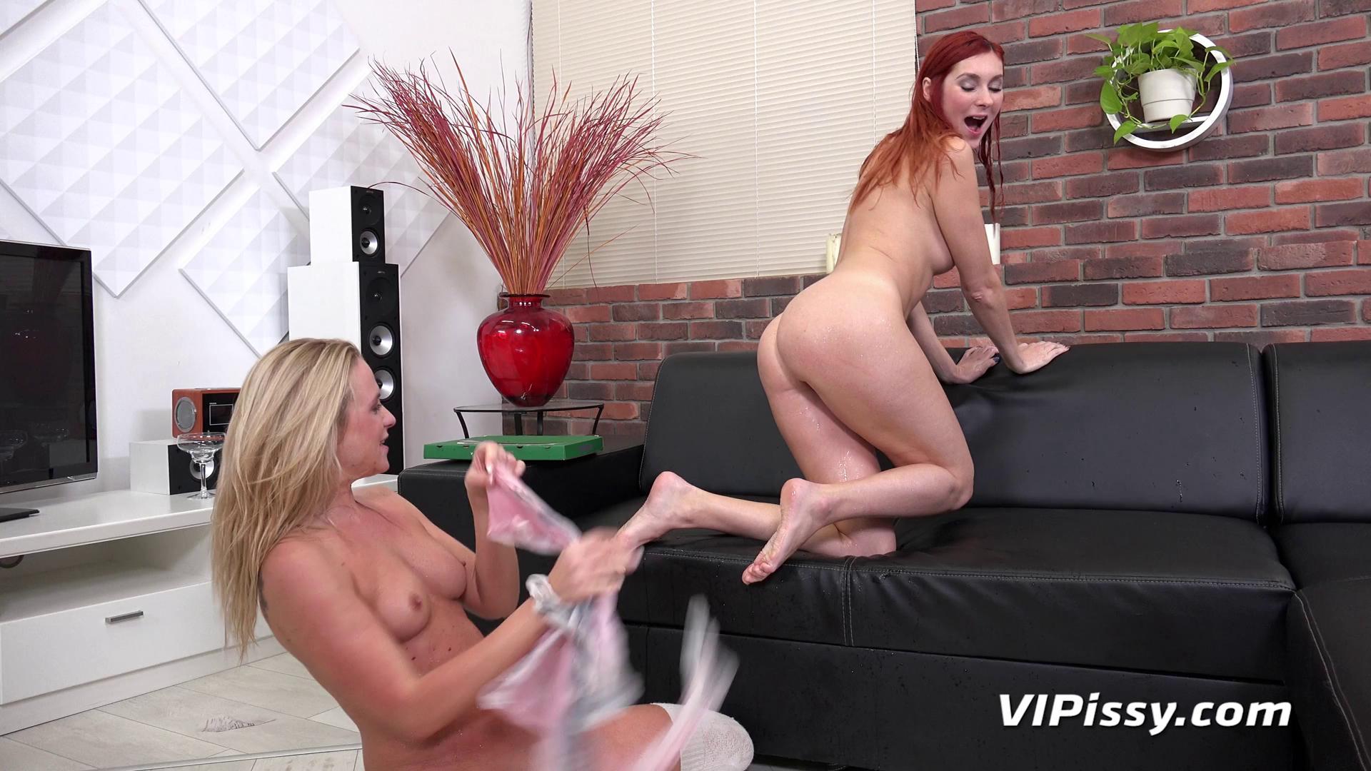 VIPissy – Kattie Gold And Vinna Reed