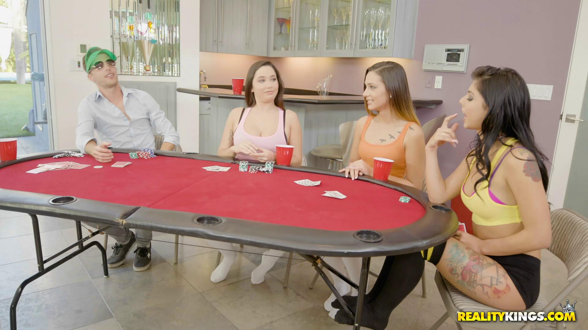 MoneyTalks – Gina Valentina Karlee Grey And Jaye Summers Taking All Bets