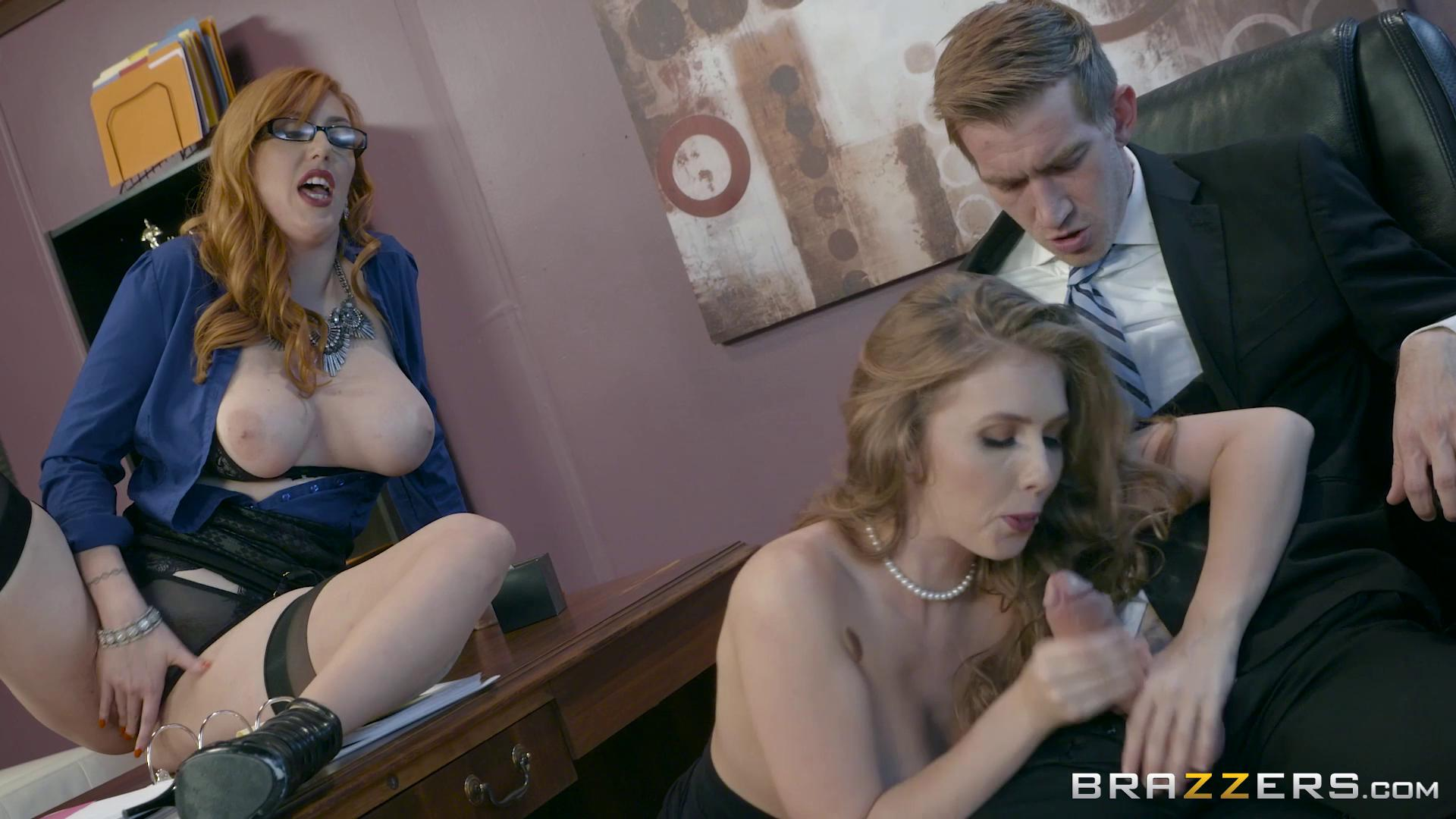 BigTitsAtWork – Lauren Phillips And Lena Paul The New Girl Part 3