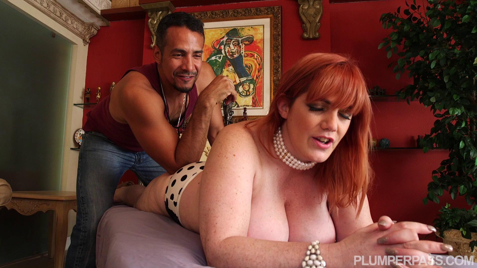 PlumperPass – Roxee Robinson Rub Me Some Roxee