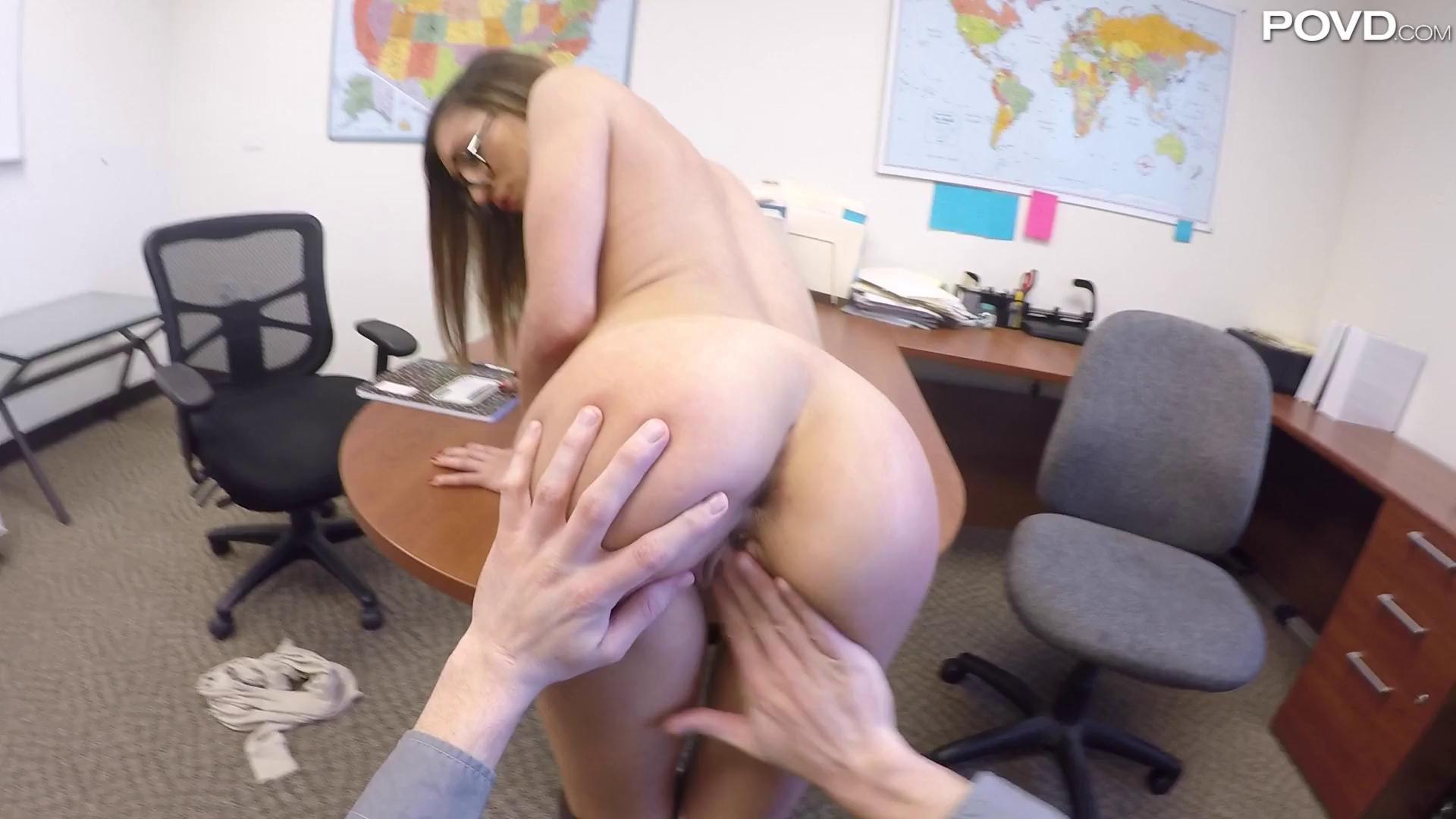 POVD – Moka Mora Office Slut