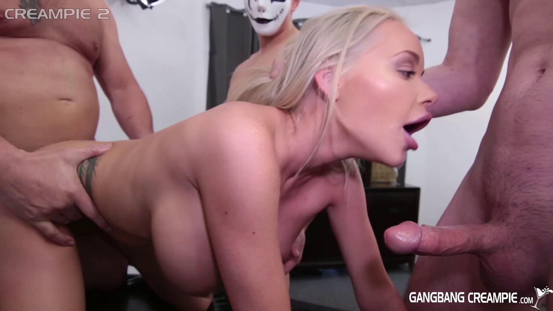 GangbangCreampie – G96 Rachele