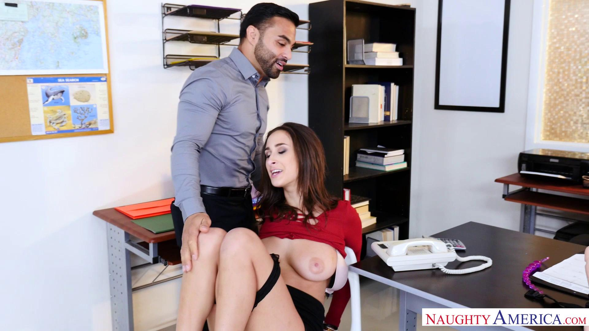 NaughtyOffice – Ashley Adams