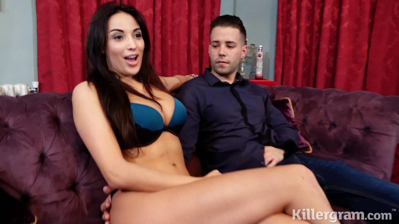 Killergram – Anissa Kate A Big Cock Encounter