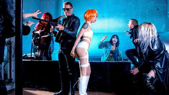 DigitalPlayground – Alessa Savage – Rina Ellis Saves The World A XXX 90s Parody, Episode 1